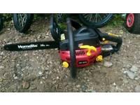 Homelite 2stroke petrol chainsaw vice working order