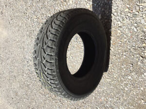 Hankook I pike winter tires