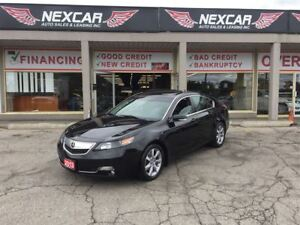 2013 Acura TL A/C LEATHER SUNROOF 113K