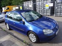 Volkswagen Golf 1.4 S 5dr, part exchange welcome,6 months warranty,full history,timing belt changed