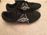 Mens uk 6 umbro football boots