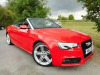 2013 Audi A5 3.0 TDI 204 S Line Special Edition 2dr Multitronic 1 Owner! Tech...