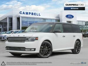 2016 Ford Flex Limited NAV-AWD-LOADED-ONLY 1 IN STOCK