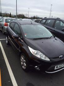 **FOR SALE** – 2012 Ford Fiesta 1.25L Zetec 5dr