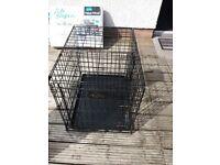 Dog crate an bird cage