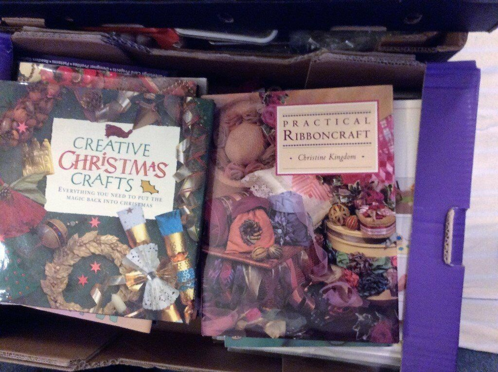 arts and crafts books making cards table decorations needle craft embroidery xmas decorations