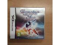 Nintendo DS dancing on ice game