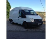 Ford transit 61 plate.