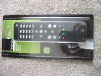BRAND NEW TECHNIKA UNIVERSAL REMOTE CONTROL FOR TV