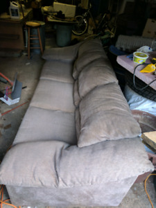 Couch- beige