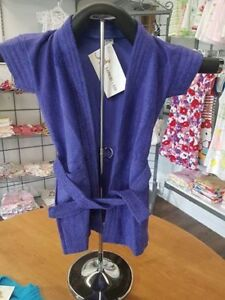 Children's bath robes. Available at Bambini and Roo