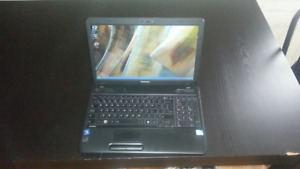 "15.5"" Toshiba Satellite c650"