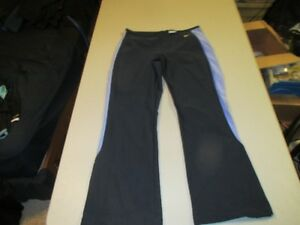 Womens Blue Nike Athletic Pants
