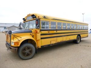 1992 International 3800 Bus - UP FOR AUCTION