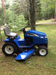 "New Holland model MY17, heavy duty 48"" lawn tractor"