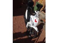 Honda NSC110 Vision Moped - 2015