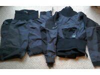 Yak Semi dry Kayaking / sailing cag and trousers