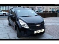 £1800 - Chevrolet Spark, 1L, 45,000 miles, full MOT, £30 road tax