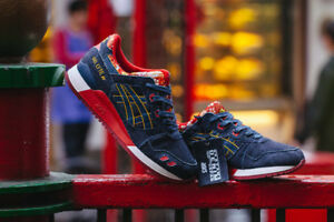 Asics Gel Lyte 3 Japanese Denim - Deadstock