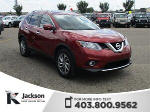 2014 Nissan Rogue SL - Bluetooth, Leather Interior