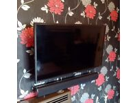 40inch 1080p Full HD with Freeview & Wallmount