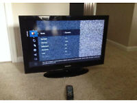 "32"". Samsung full HD freeview built in"