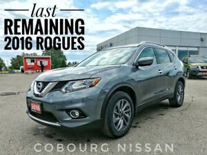 2016 Nissan Rogue SL Fully Loaded AWD  FREE Delivery
