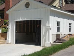 CRAFTSMAN GARAGE MOVABLE + 50 YRS WARRANTY 905-975-5167