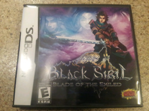 Black Sigil : Blade of the Exiled for the DS