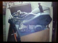 piaggio x9 125 engine