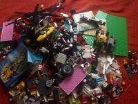 Joblot of Lego over 3.3 kg bundle Collectable