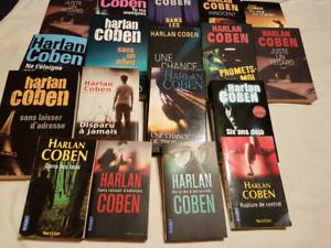 Romans de Harlan Coben