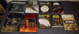 Star Wars Reference books for sale
