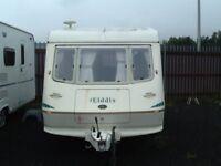 1997 elddis whirlwind ex300 /2 berth