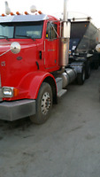 Professional AZ driver needed for gravel truck. Yearly work