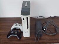Xbox 360 60GB with 2 controllers