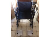 Wheel Chair extra wide