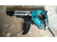 Makita auto feed screwdriver