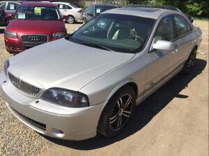 2006 Lincoln LS V8 Ultimate ONLY 128K!