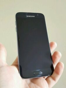 Samsung Galaxy S7 for Bell and Virgin Mobile - 32Gb in black