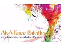 Face/Body painting & Glitter Tattoos