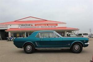 1966 Ford Mustang BEAUTIFUL PRISTINE SHAPE 302/4 SPEED!