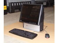 RM All in one desktop mouse and keyboard spares or repairs