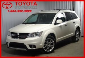 2015 Dodge Journey R/T/ 7PASS/AWD/CUIR