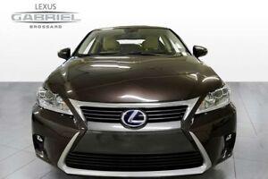 2014 Lexus CT 200h TECHNOLOGIE
