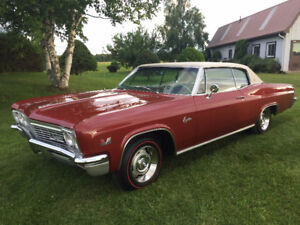 """1966 Chevrolet Caprice """"SHOW CONDITION""""  Best of Show"""