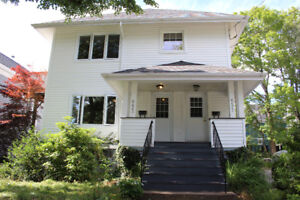 Large 2 Bedroom Main Level Duplex House at Oxford and Coburg Rd