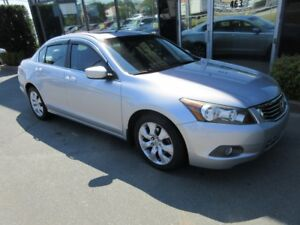 2010 Honda Accord EX-L WITH LEATHER & MOONROOF