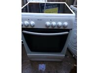 £95.00 indesit ceramic electric cooker+60cm+3 months warranty for £95.00