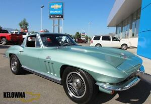 1966 Chevrolet Corvette 427/425hp | 4 speed | A/C